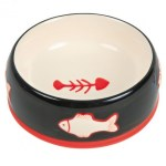 Ceramic-Cat-Bowl-Trixie-24490-Black-600x600