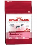 Royal Canin Medium Junior 4