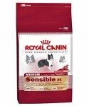 Royal Canin Medium Sensible 20